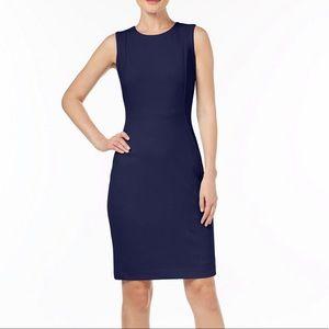 Calvin Klein Scuba Dress (Size 4P)
